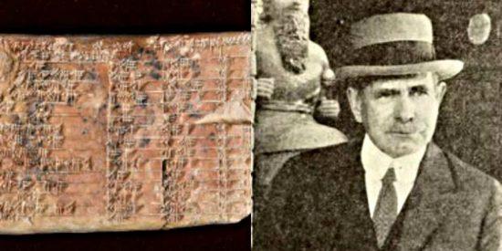 Resuelto el misterio matemático de la tabla de Babilonia