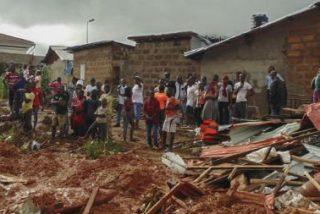 Manos Unidas envía ayuda de emergencia a los damnificados por las inundaciones en Sierra Leona