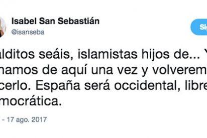 Brutales reacciones de políticos y periodistas al atentado yihadista en España