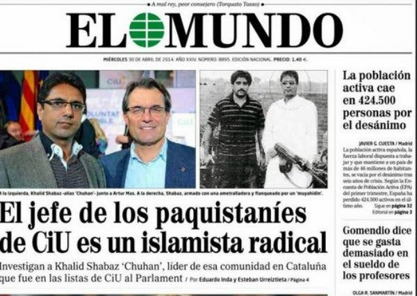 República Islámica de Cataluña: el separatismo fomentó la llegada de islamistas radicales