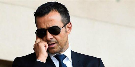 Jorge Mendes prepara un gran negocio a caballo entre la Liga española y la Premier