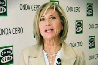 """Julia Otero se desmorona en directo y lanza una queja estéril: """"¿Por qué no había bolardos en Las Ramblas?"""""""