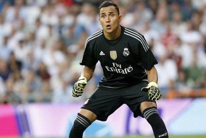El movimiento en las sombras que acorrala a Keylor Navas en el Real Madrid (y no con De Gea)