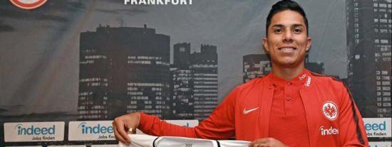 La Bundesliga pone a Salcedo junto a James