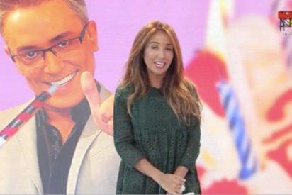 La emotiva felicitación de María Patiño a Kiko Hernández por su 41 cumpleaños