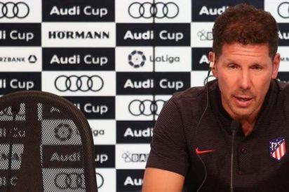 La guerra subterránea del Barça para quitarle un crack al Atlético de Simeone