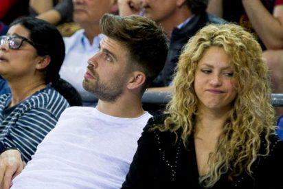 Ni trabajando el triple Piqué lograría superar las ganancias de Shakira