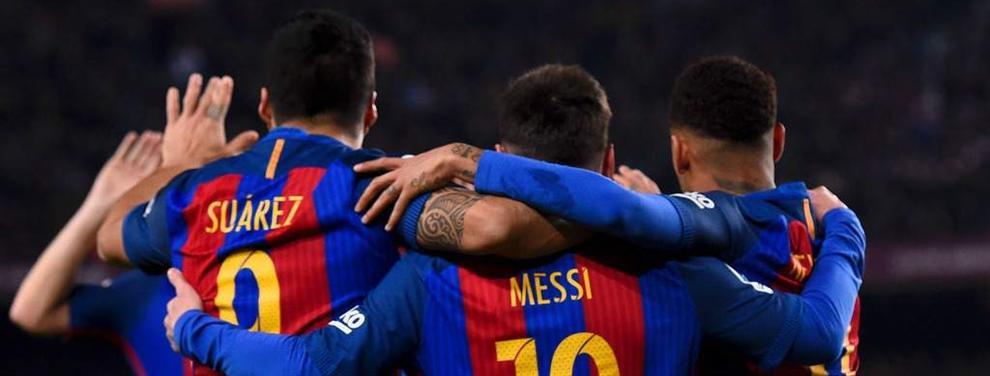 La lista de la compra del Barça para la delantera con la pasta de Neymar (el favorito)