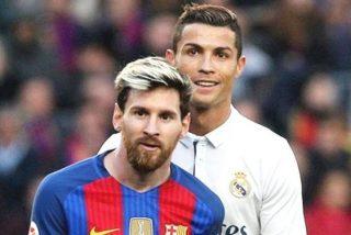 La inesperada defensa de Messi a Cristiano Ronaldo cuando compararon al portugués con Hazard