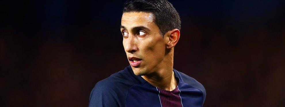 La nueva jugada fallida del Barça al negociar con el PSG (con Di María de por medio)