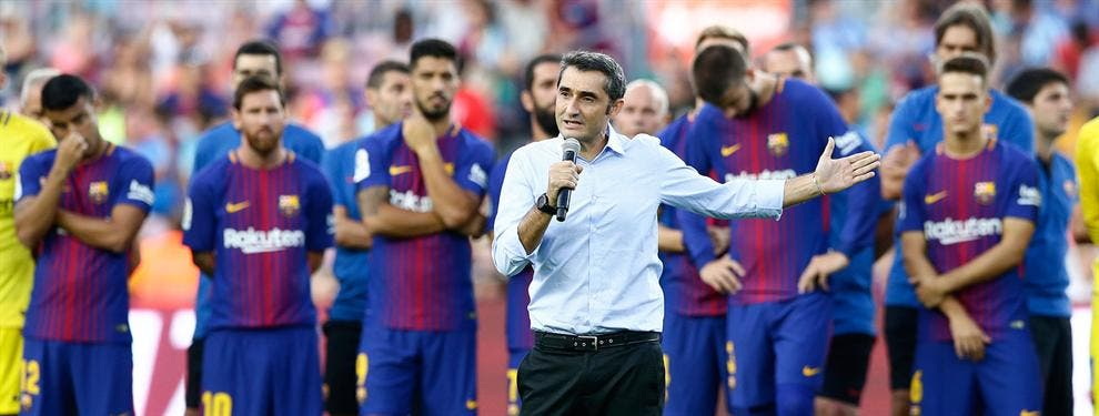 La operación a tres bandas que trae al Barça un refuerzo para Valverde (y salpica al Madrid)