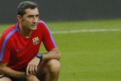 La plantilla del Barça pone en duda el nivel de uno de los fichajes que ha pedido Valverde