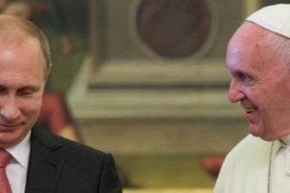Parolin confirma que un viaje del Papa a Rusia es uno de los objetivos de su visita a Moscú