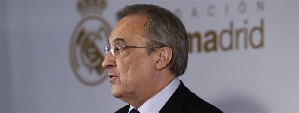 Las cinco bombas finales de Florentino Pérez para el Real Madrid
