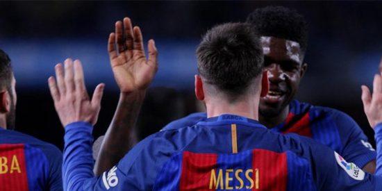 Leo Messi le pide un fichaje al Barça ¡por recomendación de Umtiti!