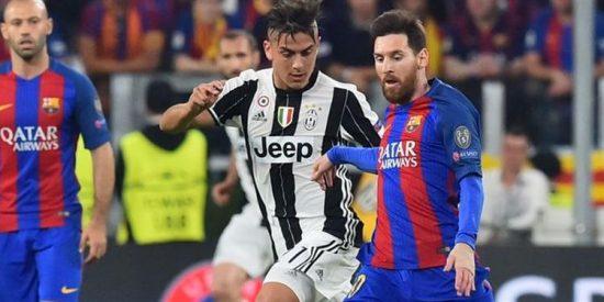 Leo Messi suelta un top secret de Dybala en el vestuario del Barça (y el recadito al Real Madrid)