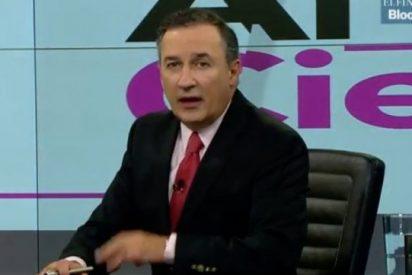 Un periodista mexicano confunde a Carles Puigdemont con uno de los terroristas detenidos