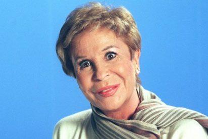 ¿Sabes cuál era el descomunal sueldo de Lina Morgan por cada capítulo de 'Hostal Royal Manzanares'?