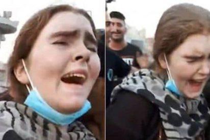 El llanto desesperado de la decapitadora alemana de Mosul