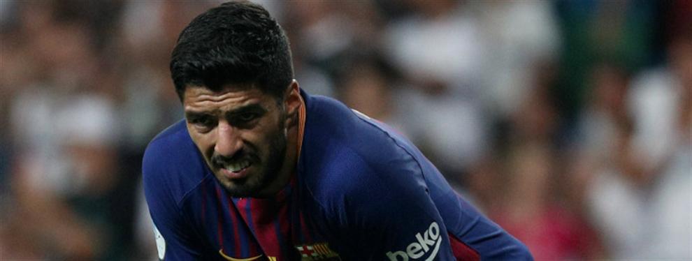 ¿Lo tenés a este? Barcelona sigue de cerca al reemplazo de Luis Suárez