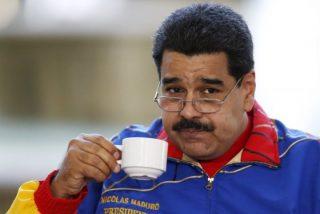 La indecencia de Maduro, el podrido dictador de Venezuela