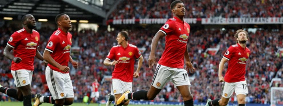 Manchester United ofreció 105 millones de euros por este crack
