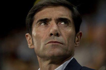 El cara a cara más 'caliente' entre Orellana y Marcelino en Valencia (con un final que no esperas)