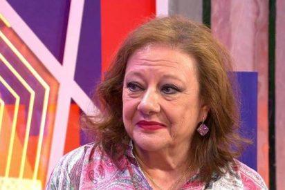 Marisol Ayuso, la 'Eugenia' de la serie Aída, cuenta la paliza que le propinó su 'prometido'