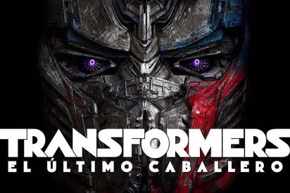 """""""Transformers 5"""": El último caballero"""": Michael Bay insiste en su incompetencia"""