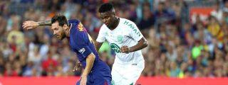 """Messi filtra el primer fichaje bomba del Barça en el Gamper (y el crack que la lía con un ?me voy"""")"""