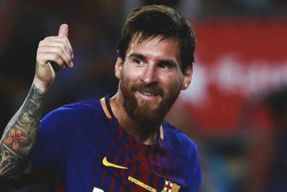 Messi interviene para evitar una fuga (escandalosa) del Barça