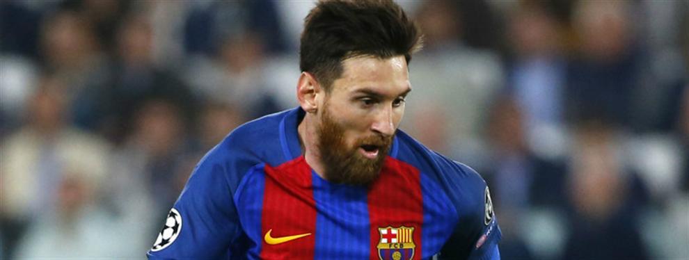 Messi volvió a avisar que no quiere ver en el Barcelona a este crack