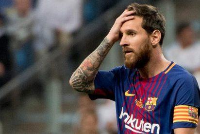 Messi y los pesos pesados del Barça frenan en seco la llegada de un fichaje atado
