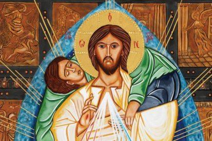 'Alcanzado por la misericordia'