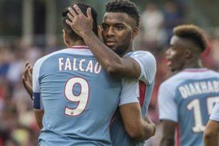 Mónaco y PSG comienzan a dispararse en la Liga Francesa