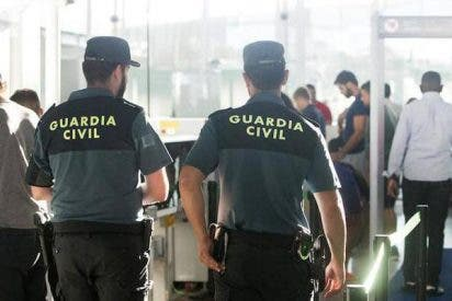 La Guardia Civil toma el control total en El Prat por la huelga indefinida de 'securatas'