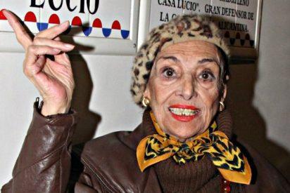 Ha muerto Nati Mistral, actriz, bailaora y cantante