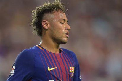 Neymar es nuevo jugador del PSG