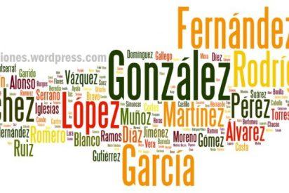 Los apellidos españoles que están en peligro de extinción