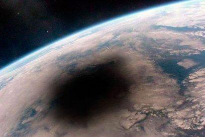 [VÍDEO] La NASA muestra una sombra cubriendo la Tierra que aterroriza las redes