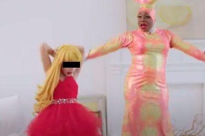 [VÍDEO] Este niño de 8 años es la 'drag queen' más joven del mundo