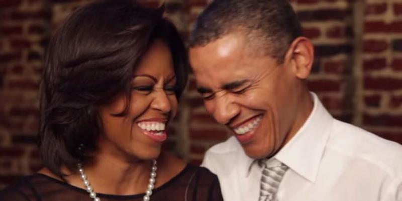 La sorprendente respuesta de los Obama a una invitación de boda