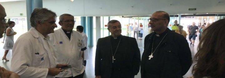 """Cardenal Omella: """"En nombre de Dios no se pueden cometer atentados"""""""
