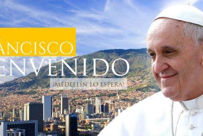 """Las FARC quieren encontrarse con el Papa como """"constructores de la paz"""""""