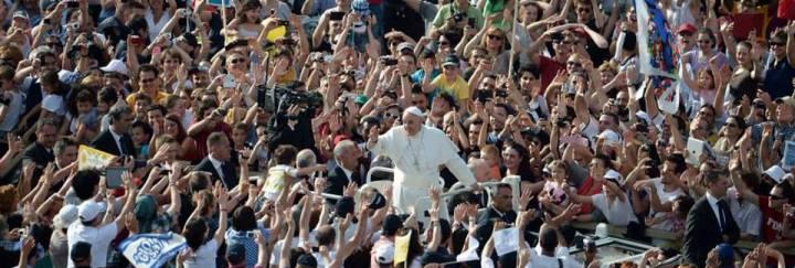 Papa Francisco, qué desilusión