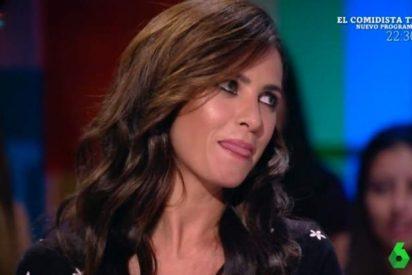 La sexy habilidad de Paula Prendes con su lengua sorprende gratamente a Frank Blanco