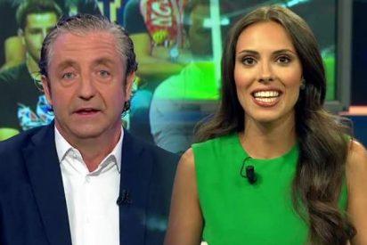 Pedrerol presenta 'El Chiringuito' ¿con dardo a Laura Gadea?
