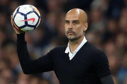 Pep Guardiola apunta y dispara: fichaje 'bomba' (y express) que se lleva de Barcelona al City