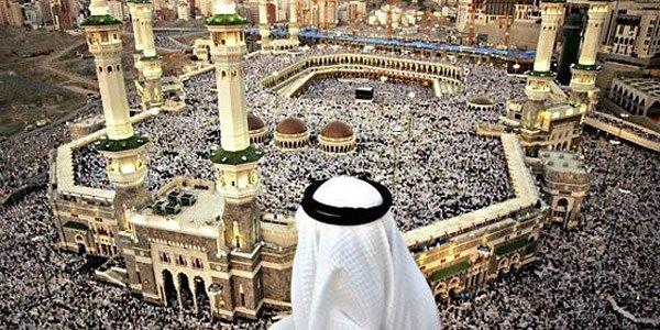 Dos millones de musulmanes inician la peregrinación a la Meca