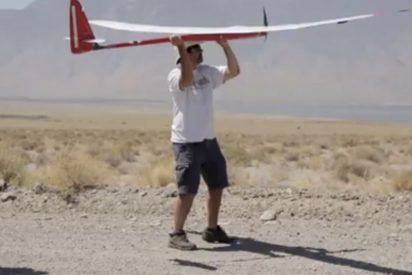 [VÍDEO] Los sorprendentes planeadores no tripulados de Microsoft con un sistema de inteligencia artificial
